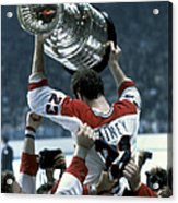 Stanley Cup Finals - Game 5 New York Acrylic Print