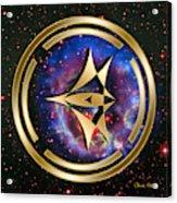 Starship Meridian Acrylic Print