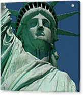 Statue Of Liberty, Nyc Acrylic Print