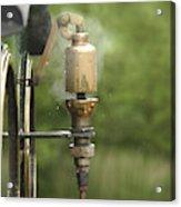 Steam Whistle Acrylic Print