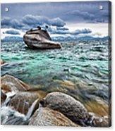 Storm, Lake Tahoe Acrylic Print