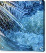 Stream 3 Acrylic Print