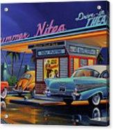 Summer Nites Acrylic Print