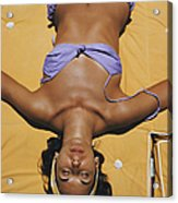 Sun Worship Acrylic Print