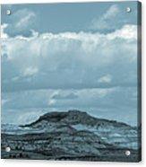 Sundance Of The Badlands Acrylic Print