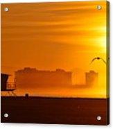 Sunrise On Coronado Acrylic Print