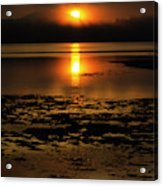 Sunrise Rathtrevor Beach 6 Acrylic Print