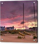 Sunset After Hurricane Acrylic Print