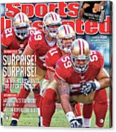 Suprise! Suprise! It's Niners Vs. Giants For A Ticket To Indy Acrylic Print