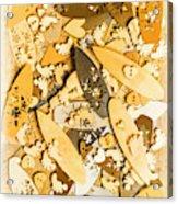 Surf Club Acrylic Print
