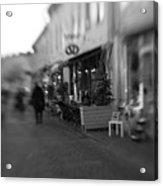 Sweden Gothenburg Haga Acrylic Print