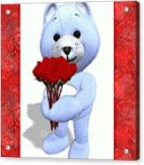 Sweet Bear Acrylic Print