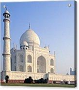 Taj Mahal, Agra, Uttar Pradesh, India Acrylic Print