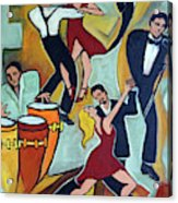 Tango Terroso 1 Acrylic Print