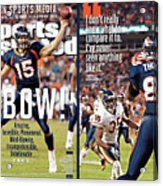 Tebow Amazing, Incredible, Phenomenal, Incomprehensible Sports Illustrated Cover Acrylic Print