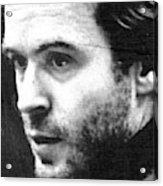 Ted Bundy Court Acrylic Print