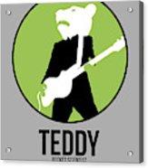 Teddybear Acrylic Print
