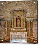 Tempietto Di Bramante Acrylic Print