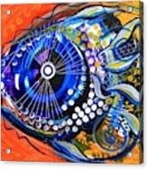 Tenured Acrimonious Fish Acrylic Print