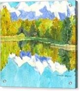 Teton Impressions Acrylic Print