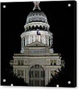 Texas Capitol II - Austin Acrylic Print