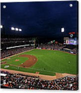 Texas Rangers V San Francisco Giants Acrylic Print