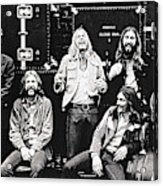 The Allman Brothers Band Acrylic Print