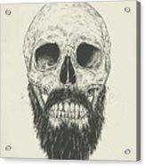 The Beard Is Not Dead Acrylic Print