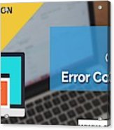 The Best Expert Resolve Quickbooks Error 6147,0 Acrylic Print