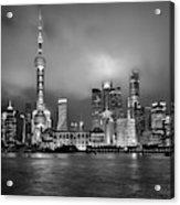 The Bund - Shanghai, China Acrylic Print