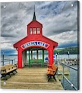 The Charm Of Seneca Lake - Finger Lakes, New York Acrylic Print