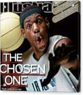 The Chosen One St. Vincent-st. Mary High LeBron James Sports Illustrated Cover Acrylic Print