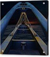 The Crossing Acrylic Print