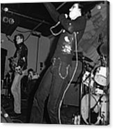 The Damned Acrylic Print