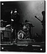 The Doors At The Filmore East Acrylic Print