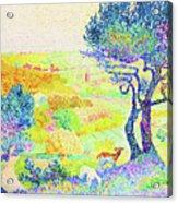The Full Of Bormes - Digital Remastered Edition Acrylic Print