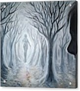 The Ghost Of A Loved One Acrylic Print
