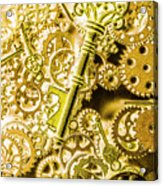 The Golden Ratio Acrylic Print