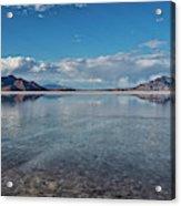 The Great Salt Lake Acrylic Print