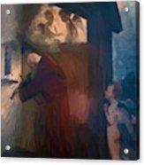 The Hermit 1884 Acrylic Print