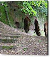 The Hermit's Cave Acrylic Print