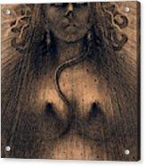 The Idol Of Perversity, 1891 Acrylic Print