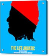 The Life Aquatic Acrylic Print
