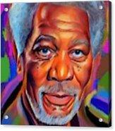 The Man Acrylic Print