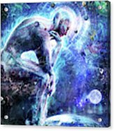 The Mystery Of Ourselves Acrylic Print