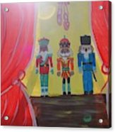 The Nutcrackers Acrylic Print