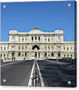 The Palace Of Justice, Rome, Italy Acrylic Print