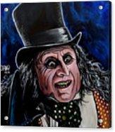 The Penguin Acrylic Print
