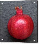 The Pomegranate Fruit Acrylic Print