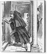The Return Of The Wanderer, 1888 Acrylic Print